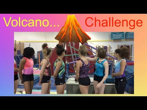 Volcano Team Challenge | Gymscool