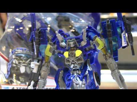 BotCon 2011 Transformers MechTech #1 - Deluxe Class