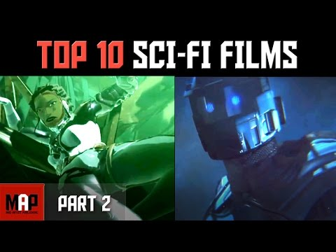 TOP 10 SCI-FI CGI Animated Films on Youtube (Part 2)