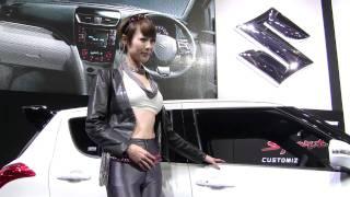 2012/1/14 千葉幕張メッセで開催された東京オートサロンの動画です。 SU...