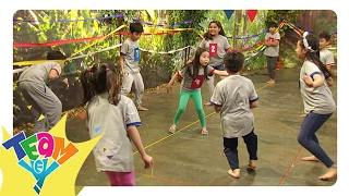 Game Play: Patintero | Team Yey