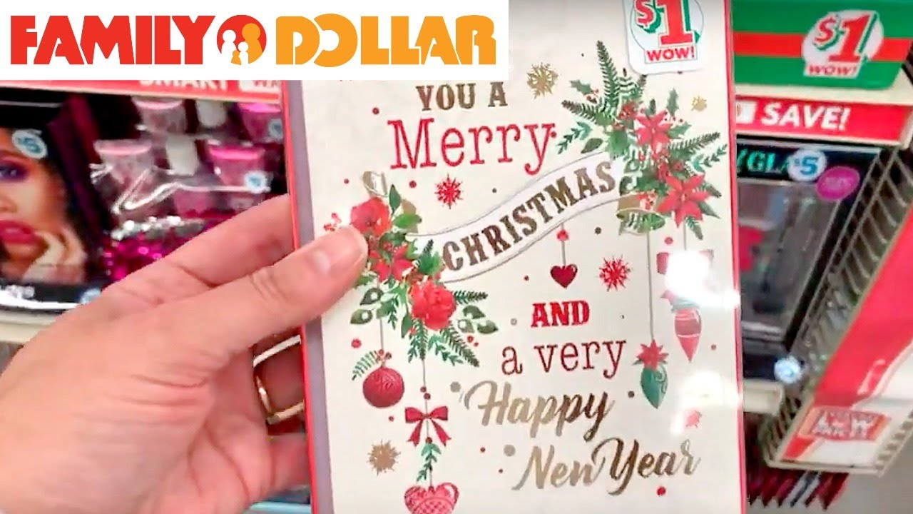Family Dollar Christmas Day Hours.Family Dollar Christmas Shopping 5 And Under