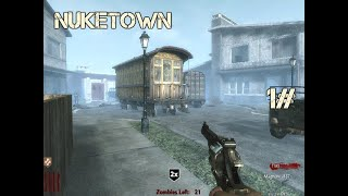 Call of Duty World at War | Custom Map #42 | Nuketown | #1