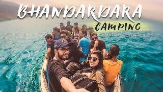 Camping Under Twinkling Sky | Bhandardara | Maharashtra Tourism | Wandering Minds VLOGS thumbnail