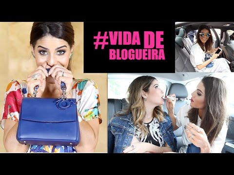 #VidaDeBlogueira: SPFW 2014 (Episodio 1)
