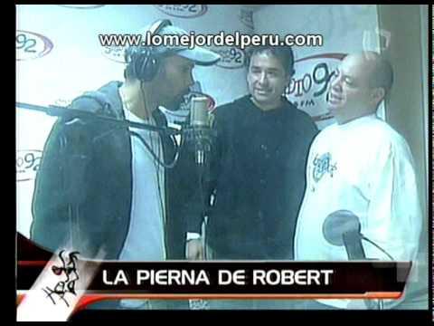 BROMA A GISELA VALCARCEL - POR ROBERTO MARTINEZ,DAMIAN Y EL TOYO,EL GRAN SHOW