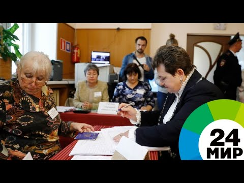 «Главное – чистота»: Орлова проголосовала на выборах владимирского губернатора - МИР 24
