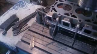 Фрезерування головки ГАЗ-53