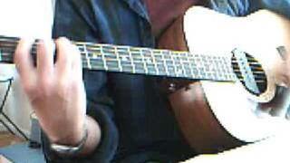 Guitar and vocal performance