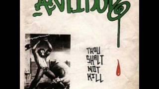 ANTIDOTE - Thou Shalt Not Kill EP (1983)