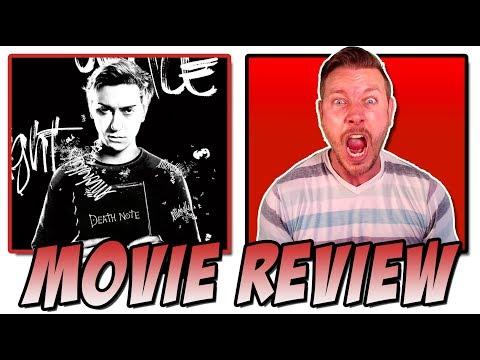Death Note (Netflix Original) – Movie Review