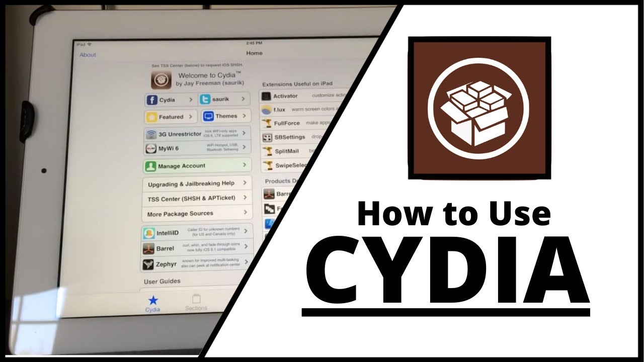 How to use Cydia: tips for newbies 51