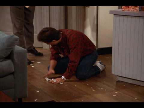 Jerry begs Kramer for a girl