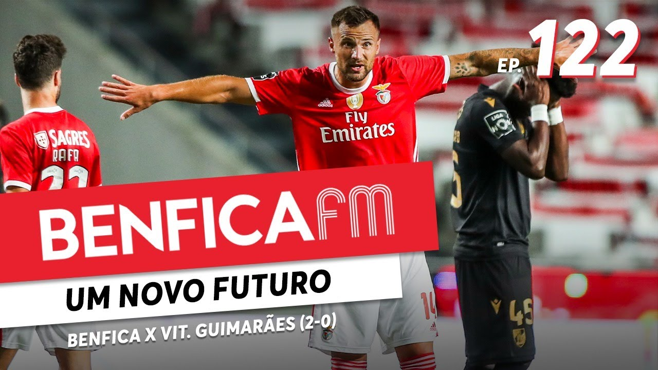 Benfica FM #122 - Benfica x Vit. Guimarães (2-0)