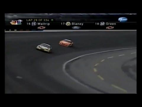 UAW-GM Quality 500 | NASCAR Winston Cup | Lowe's Motor Speedway | 10/13/2002
