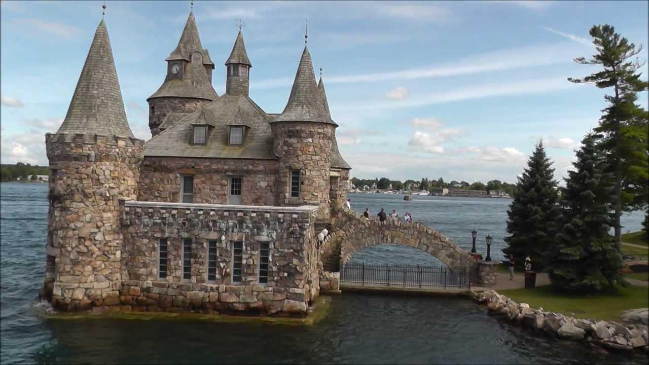 Gananoque 1000 Islands Boldt Castle Youtube
