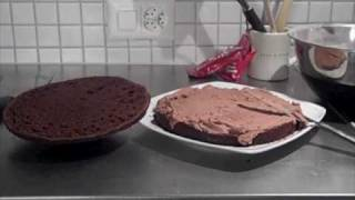 Sweet Like Chocolate: Chocolate Malteser Cake (in 30 Seconds)