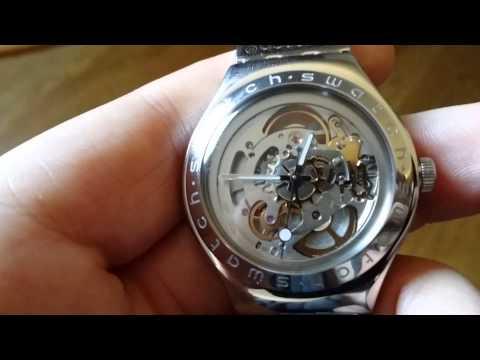 Swatch Irony Swiss 21 Jewel Automatic Movement