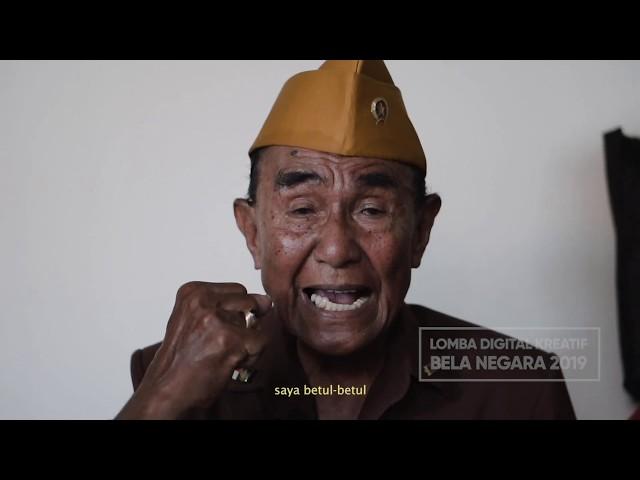 JUARA 2 LOMBA DIGITAL KREATIF BELA NEGARA 2019