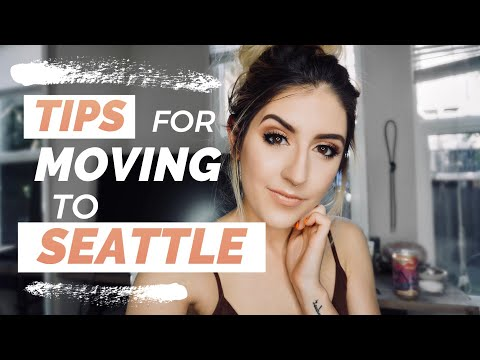 Tips for Moving to Seattle