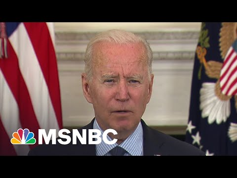 Biden Lays Out Plan For When FDA Green Lights Covid Vaccines For Children | MSNBC