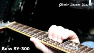 """""""Cry"""" composition for boss sy-300 by Franco Tenelli"""