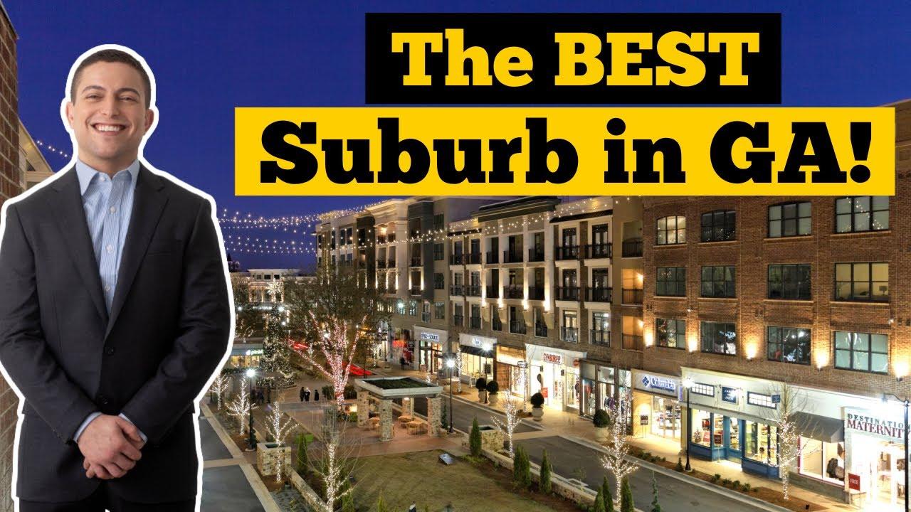 Download Alpharetta, GA - The BEST Suburb In GA! | Full VLOG Tour!