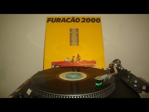 FURACÃO  1992 Coletânea Som Livre Disco Completo
