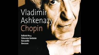 Vladimir Ashkenazy   Chopin   Waltz No 7 in C sharp minor, Op 64 No 2