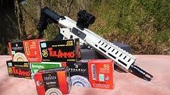 CMMG Banshee 40 S&W - Ammo Test