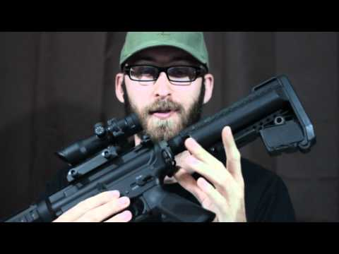 M4 Airsoft AEG Sling Mount Solutions - Pyramyd Airsoft Blog (HD)