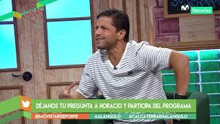 Al Ángulo: ¿pasar de fase en Copa Libertadores o el título 2019? Horacio Calcaterra opina