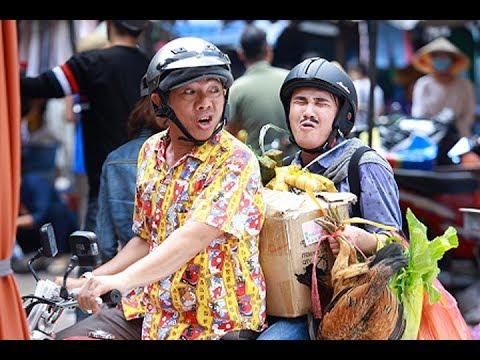 Xe Ôm Bá Đạo Nhất Sài Gòn - Huỳnh Lập, Trung Dân | Sài Gòn Anh Yêu Em | Phim Điện Ảnh Việt Nam