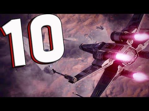Star Wars Battlefront II: Story Walkthrough Part 10 BATTLE OF JAKKU