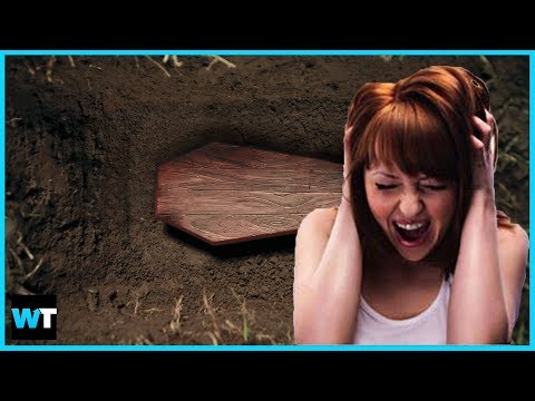 Could You Spend 30 HOURS In A COFFIN For $300?!