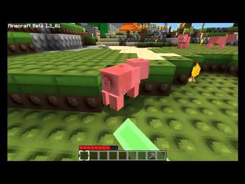 Lego Minecraft Video Game