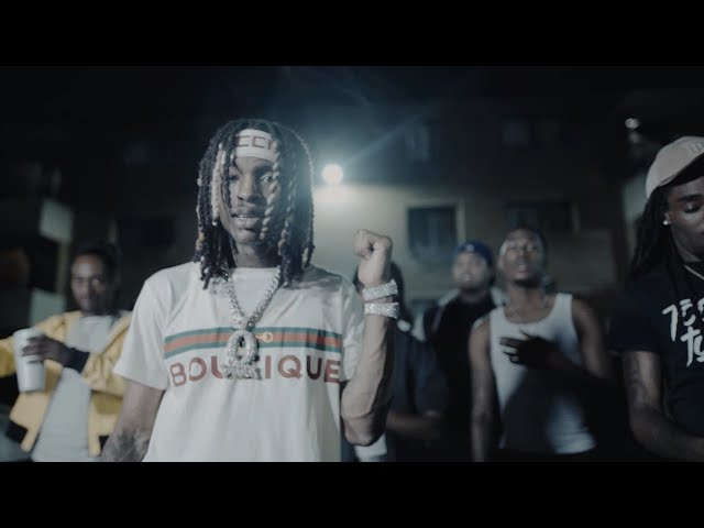 King Von - Gleesh Place (Official Video)