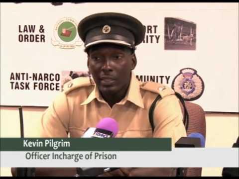 Media Brief on Georgetown Prison Unrest