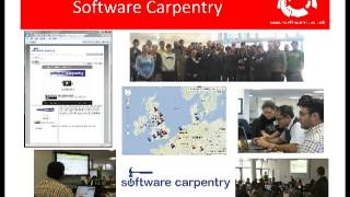 Software Carpentry - Mike Jackson