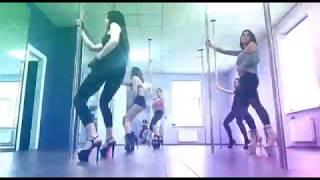 Результативные Тренировки Pole Exotic (экзот) в Киеве | Студия Alter Ego