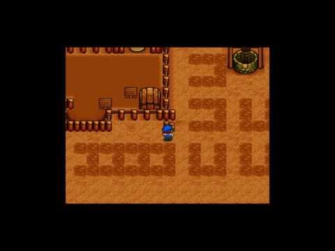Ich spiele: Harvest Moon #047 -  Eine Torte für Frau Wagenknecht [HIGAN] [Emulator] [SNES]