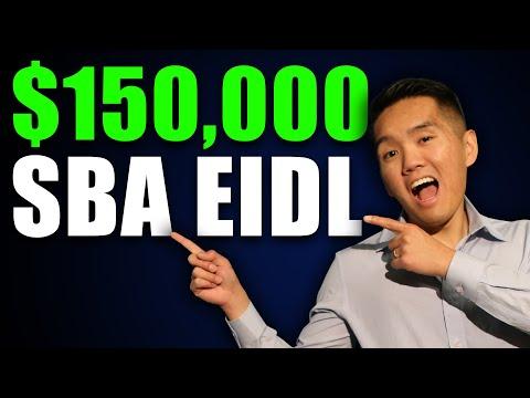 SBA EIDL FINALLY Responds With A $150,000 Offer