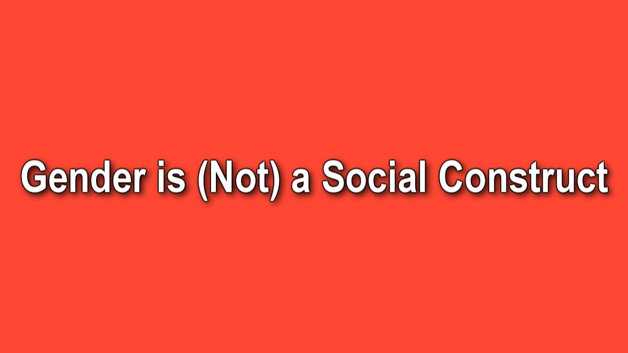 gender as a socially constructed phenomenon Sociology of sexuality  just as gender is a social construction, so too is sexuality this is another way of saying sexuality is socially determined and it varies in its expression.