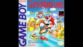 Super Mario Land - Overworld - Instrumental