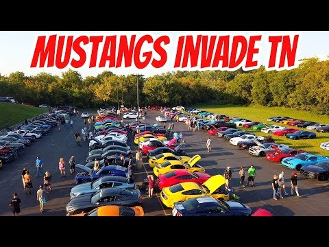 Mustang Week 2019 Canceled - Moved to TN - Quaker Steak & Lube Meet