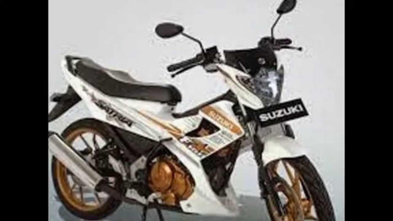 Modifikasi Motor'' Suzuki Satria Fu 150cc Terbaru 2015