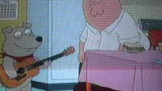 Family Guy---The fart song