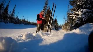 Back-country Skiing - Burgeo, NL