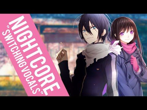 Nightcore | Bad Apple! (Switching Vocals)