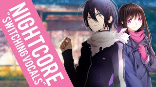 Nightcore | Bad Apple! (Switching Vocals)